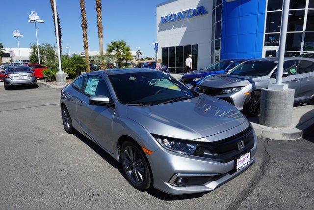 New 2019 Honda Civic Coupe in Indio, CA