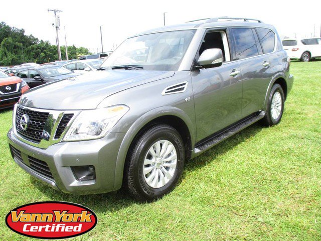New 2019 Nissan Armada in High Point, NC