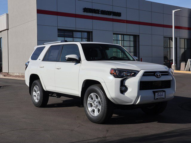 New 2020 Toyota 4Runner in Fort Morgan, CO