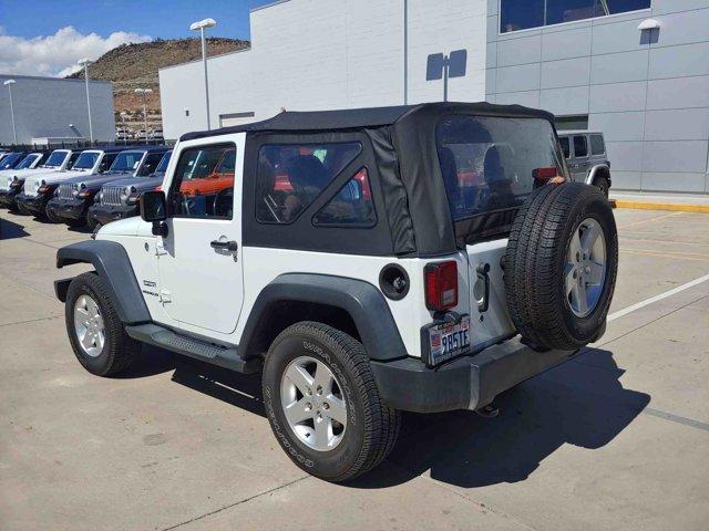 Used 2014 Jeep Wrangler Sport