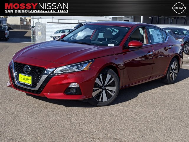 2021 Nissan Altima 2.5 SL FWD 2.5 SL Sedan Regular Unleaded I-4 2.5 L/152 [11]