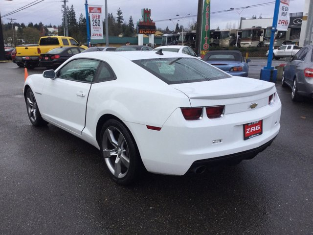 Used 2010 Chevrolet Camaro 2dr Cpe 1SS