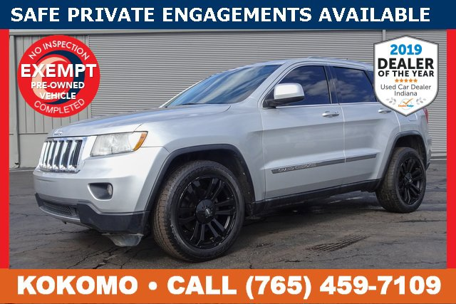 Used 2012 Jeep Grand Cherokee in Indianapolis, IN