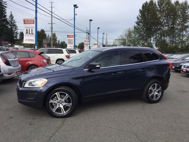 Used 2013 Volvo XC60 AWD 4dr T6