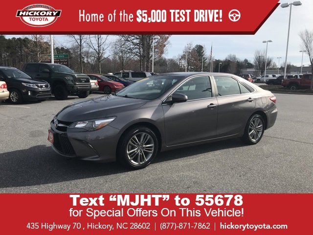 Used 2015 Toyota Camry in Hickory, NC
