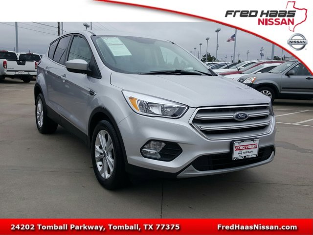 Used 2019 Ford Escape in Tomball, TX