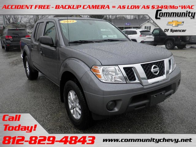 Used 2019 Nissan Frontier in Bloomington, IN