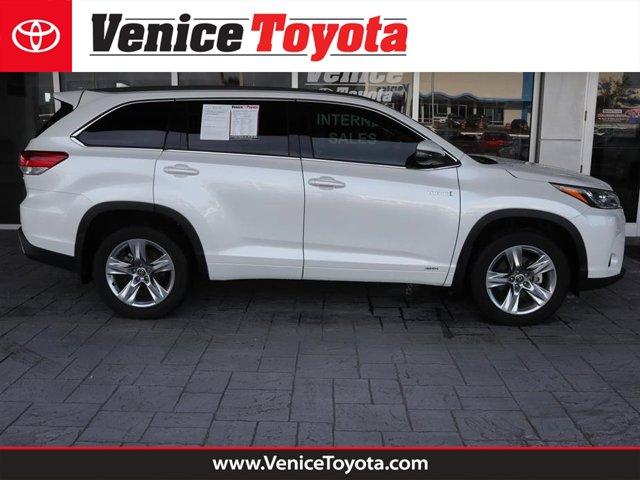 2019 Toyota Highlander Hybrid Hybrid Limited