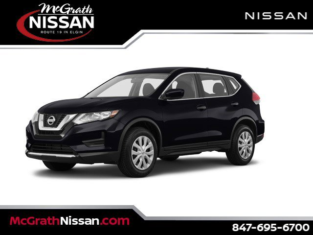 2017 Nissan Rogue S AWD S Regular Unleaded I-4 2.5 L/152 [1]