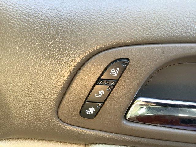 2012 Chevrolet Silverado 1500 4WD Crew Cab 143.5 LTZ
