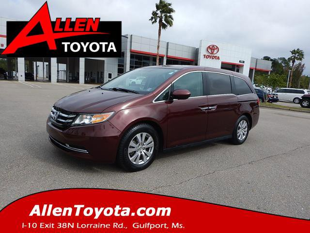 Used 2016 Honda Odyssey in Gulfport, MS