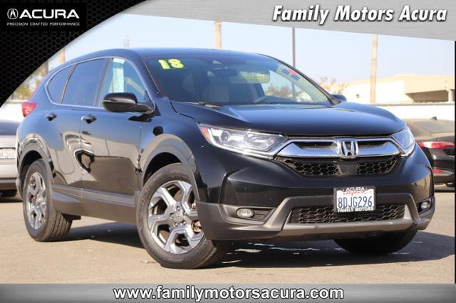 Used 2018 Honda CR-V in , CA