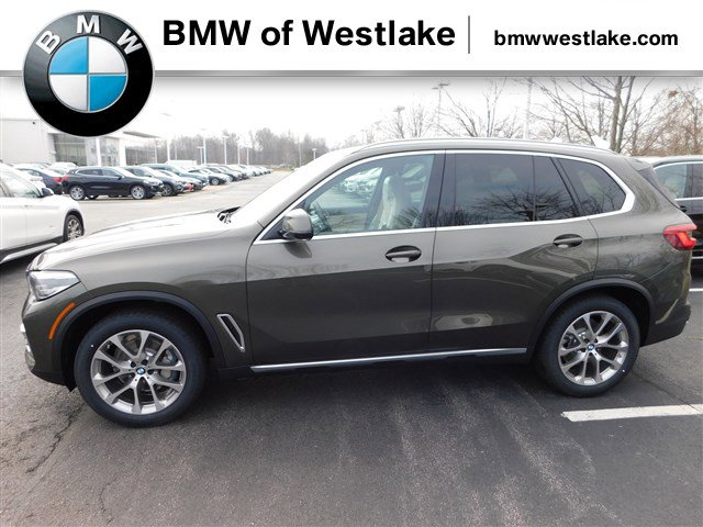 New 2020 BMW X5 in Cleveland, OH