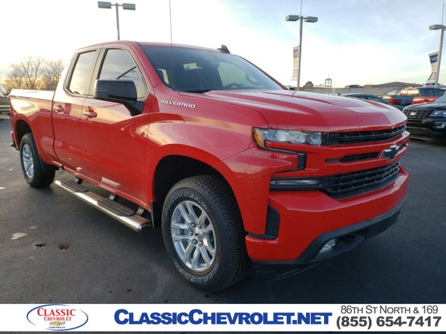 New 2019 Chevrolet Silverado 1500 in Owasso, OK