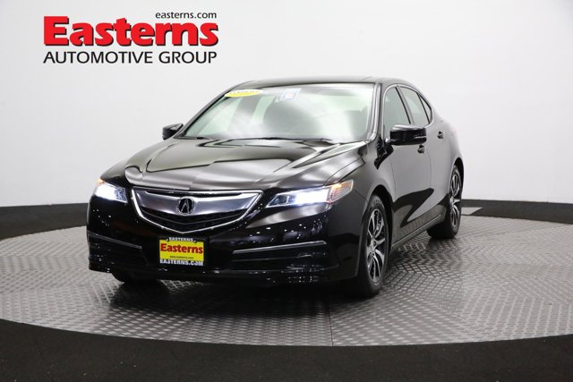 2017 Acura TLX for sale 123418 0