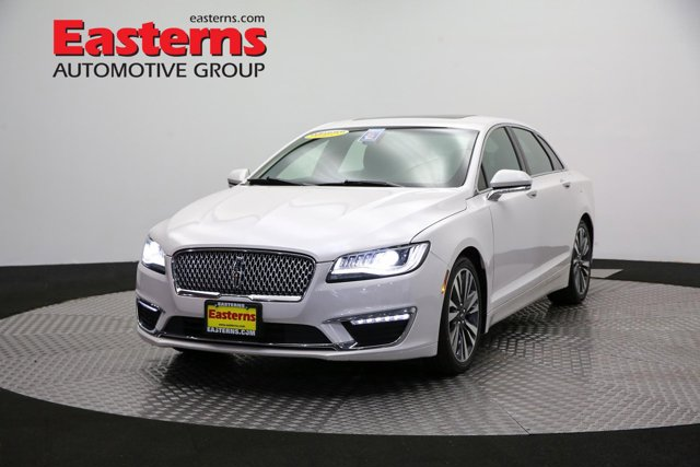 2017 Lincoln MKZ Reserve 4dr Car