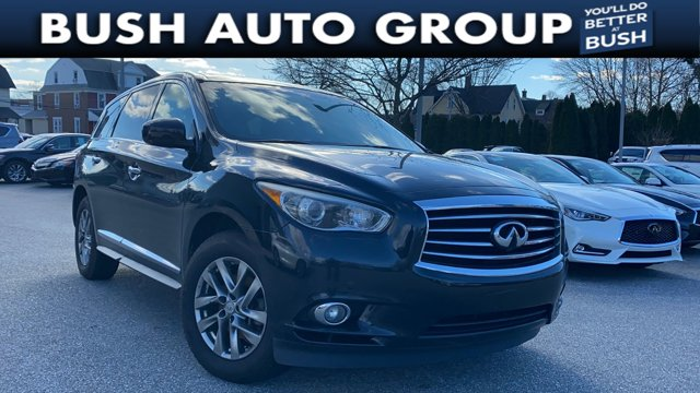 2013 INFINITI JX35 Base AWD 4dr Gas V6 3.5L/213 [0]