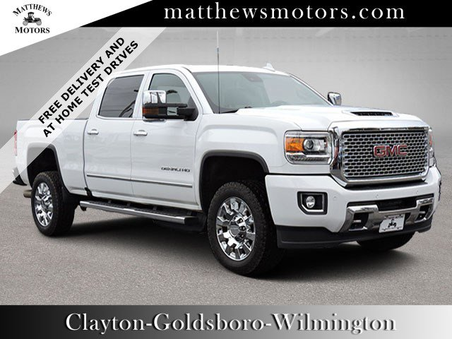 Used 2017 GMC Sierra 2500HD in , NC