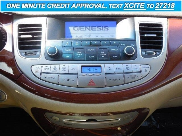 Used 2012 Hyundai Genesis 4dr Sdn V6 3.8L