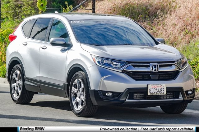 2018 Honda CR-V EX 2WD