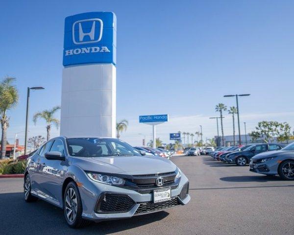 Used 2017 Honda Civic Hatchback in San Diego, CA