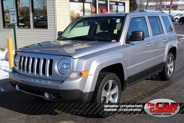 Used 2017 Jeep Patriot in Warsaw, IN