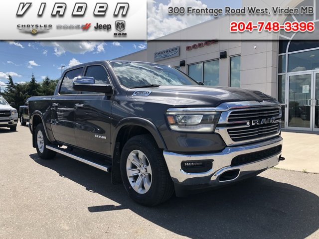 2019 Ram 1500 Laramie Laramie 4x4 Crew Cab 5'7″ Box Regular Unleaded V-8 5.7 L/345 [7]