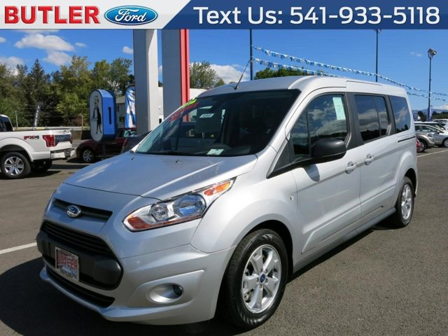New 2016 Ford Transit Connect in Medford, OR
