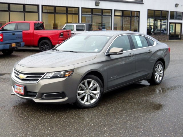 Used 2017 Chevrolet Impala in Juneau, AK