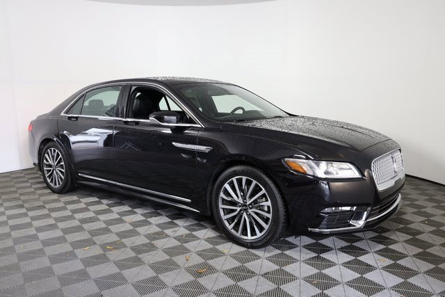 Used 2019 Lincoln Continental in Lake City, FL
