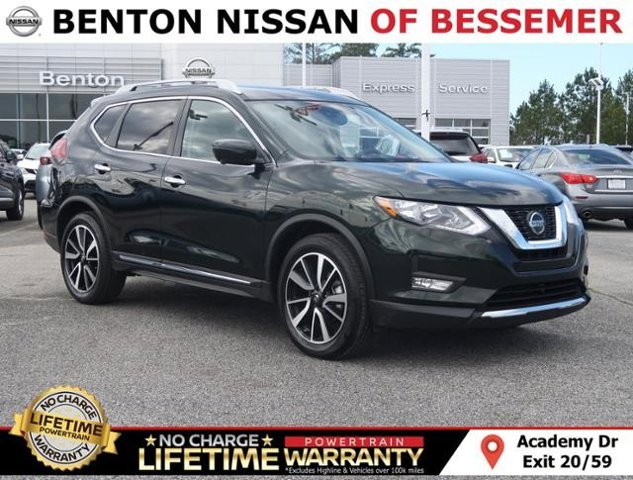 Used 2020 Nissan Rogue in Bessemer, AL