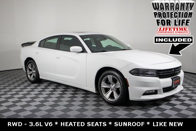 Used 2017 Dodge Charger in Sumner, WA