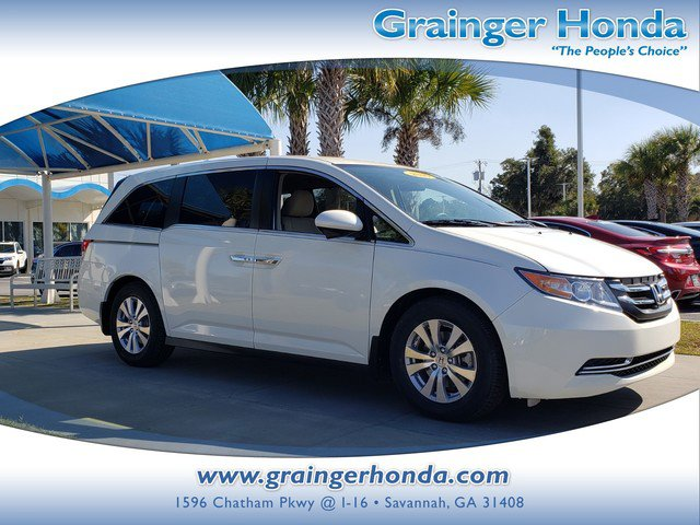 Used 2016 Honda Odyssey in Savannah, GA