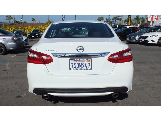2016 Nissan Altima 2.5 S 4DR FWD
