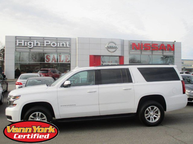 Used 2019 Chevrolet Suburban in High Point, NC