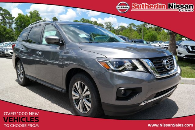 New 2019 Nissan Pathfinder in Fort Myers, FL