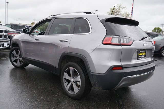 Used 2019 Jeep Cherokee Limited FWD