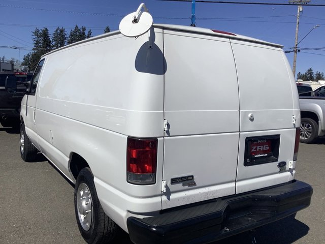 Used 2012 Ford Econoline Cargo Van E-150 Commercial