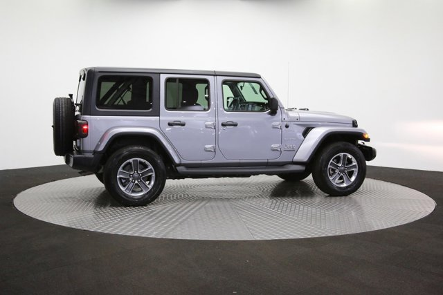 2019 Jeep Wrangler Unlimited for sale 124234 38