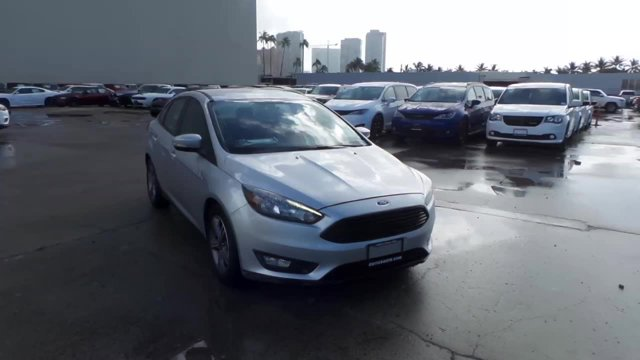 Used 2017 Ford Focus in Honolulu, HI
