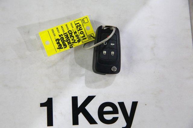 2018 Chevrolet Impala for sale 124071 20