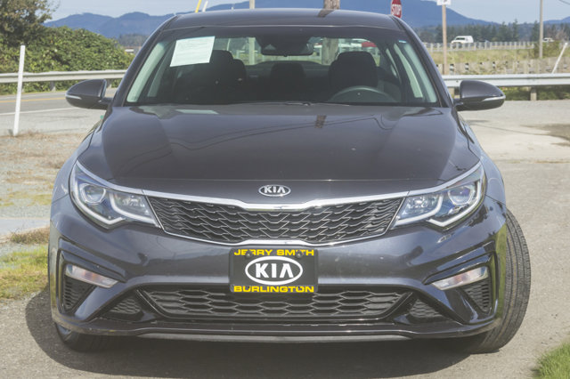 Used 2019 Kia Optima LX Auto
