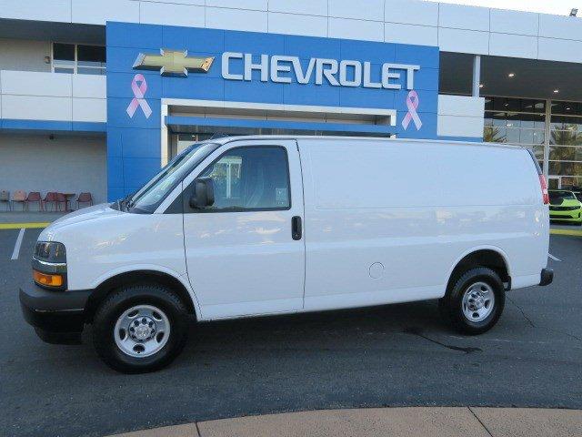 Used 2018 Chevrolet Express Cargo Van RWD 2500 135