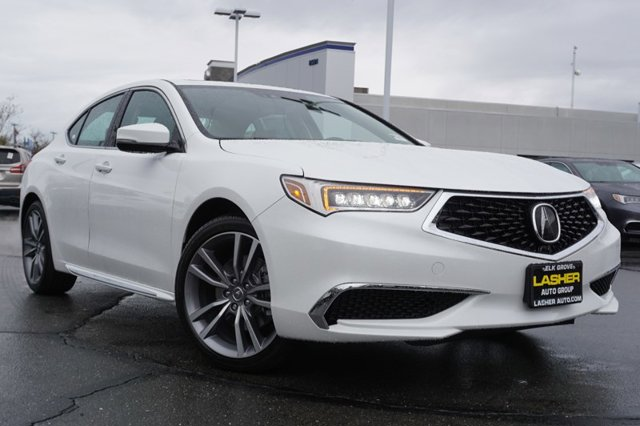 New 2020 Acura TLX 3.5L FWD w-Technology Pkg