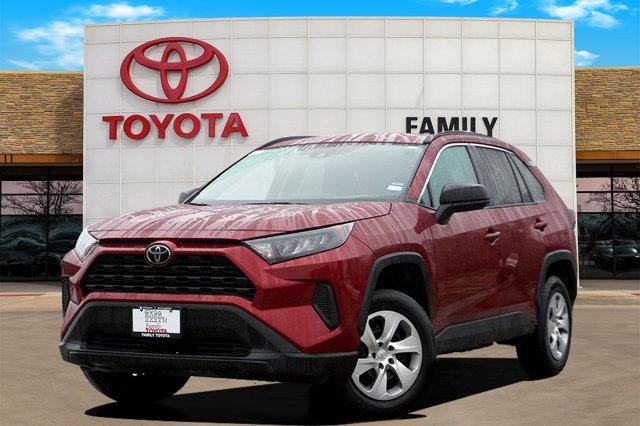 Used 2019 Toyota RAV4 in Burleson, TX