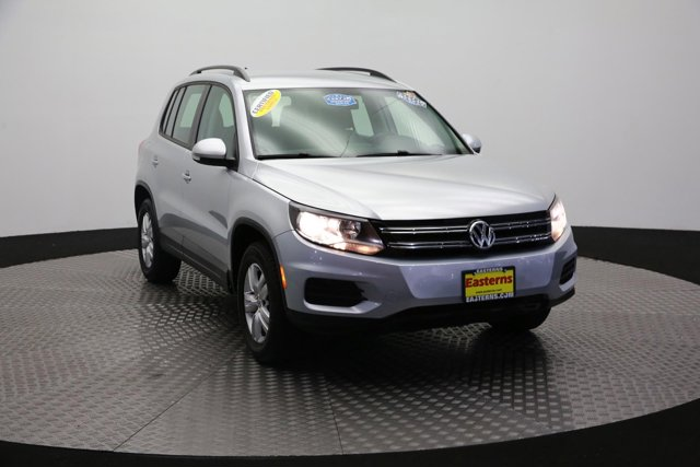 2017 Volkswagen Tiguan for sale 120667 33