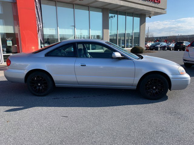 2001 Acura CL 2dr Cpe 3.2L Type S