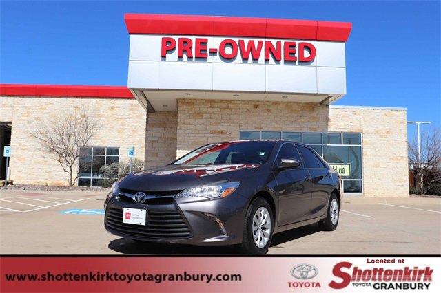 Used 2016 Toyota Camry in Granbury, TX