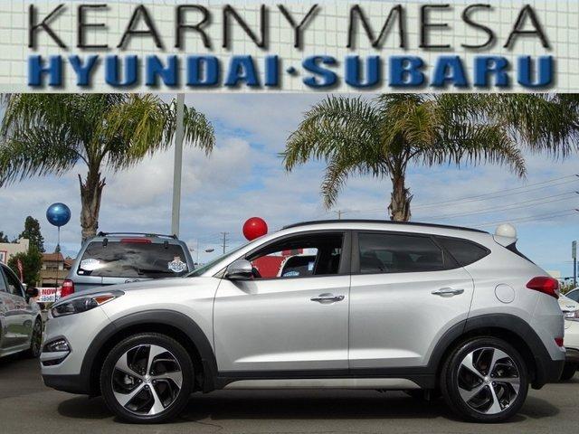 Used 2017 Hyundai Tucson in San Diego, CA