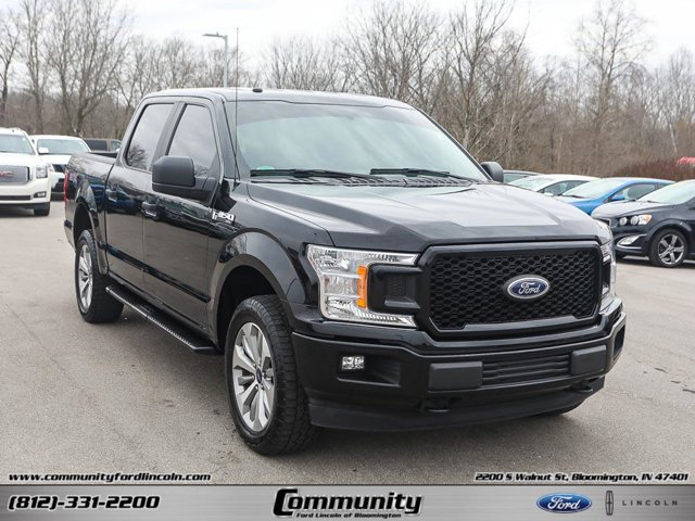 Used 2018 Ford F-150 in Bloomington, IN